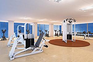 Betriebliches Gesundheitsmanagement Gesundheitsförderung BGM BGF -company move - Firmeneigenes-Fitnessstudio