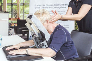 Betriebliches Gesundheitsmanagement Dresden Berlin Company move Mobile Massagen